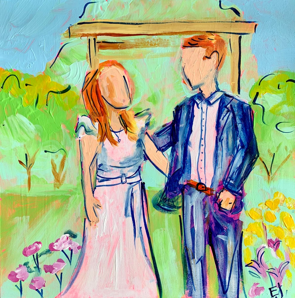 Image of Wedding Commission