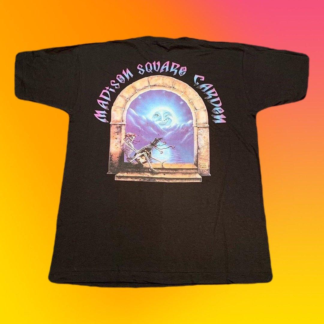 Original Vintage 1993 Grateful Dead Madison Square Garden! - XL!