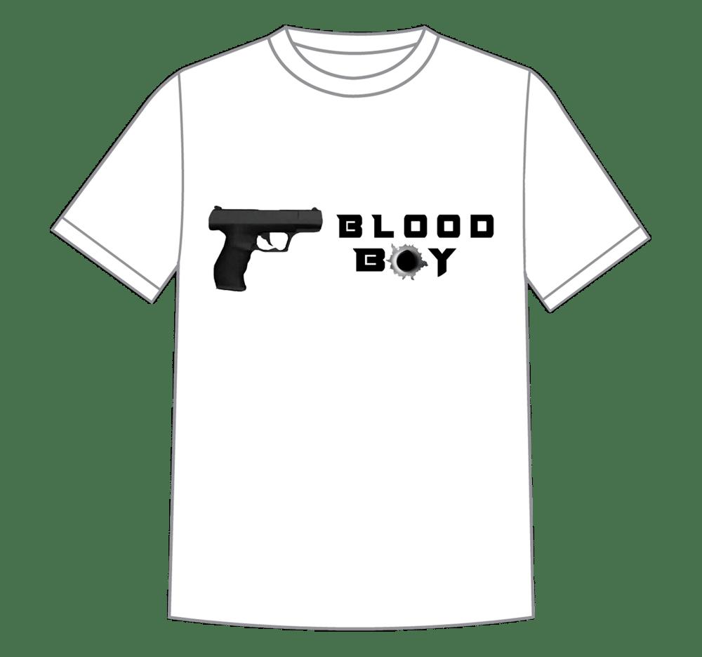 Image of 'Gunshot' T Shirt