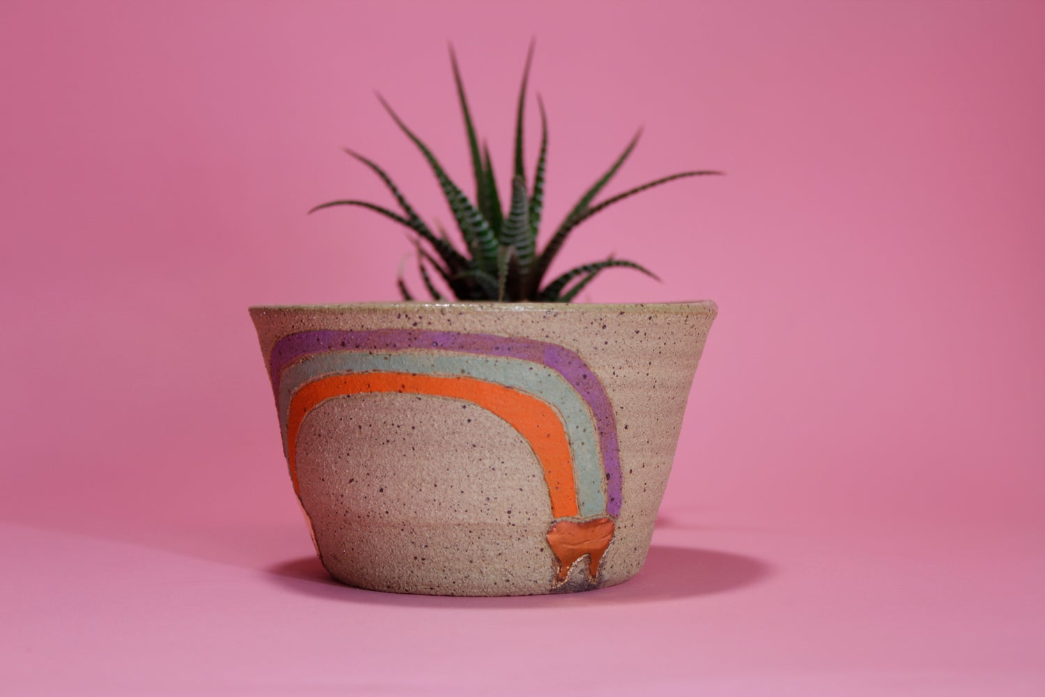 Image of End of the Rainbow/Gold Teeth Pot