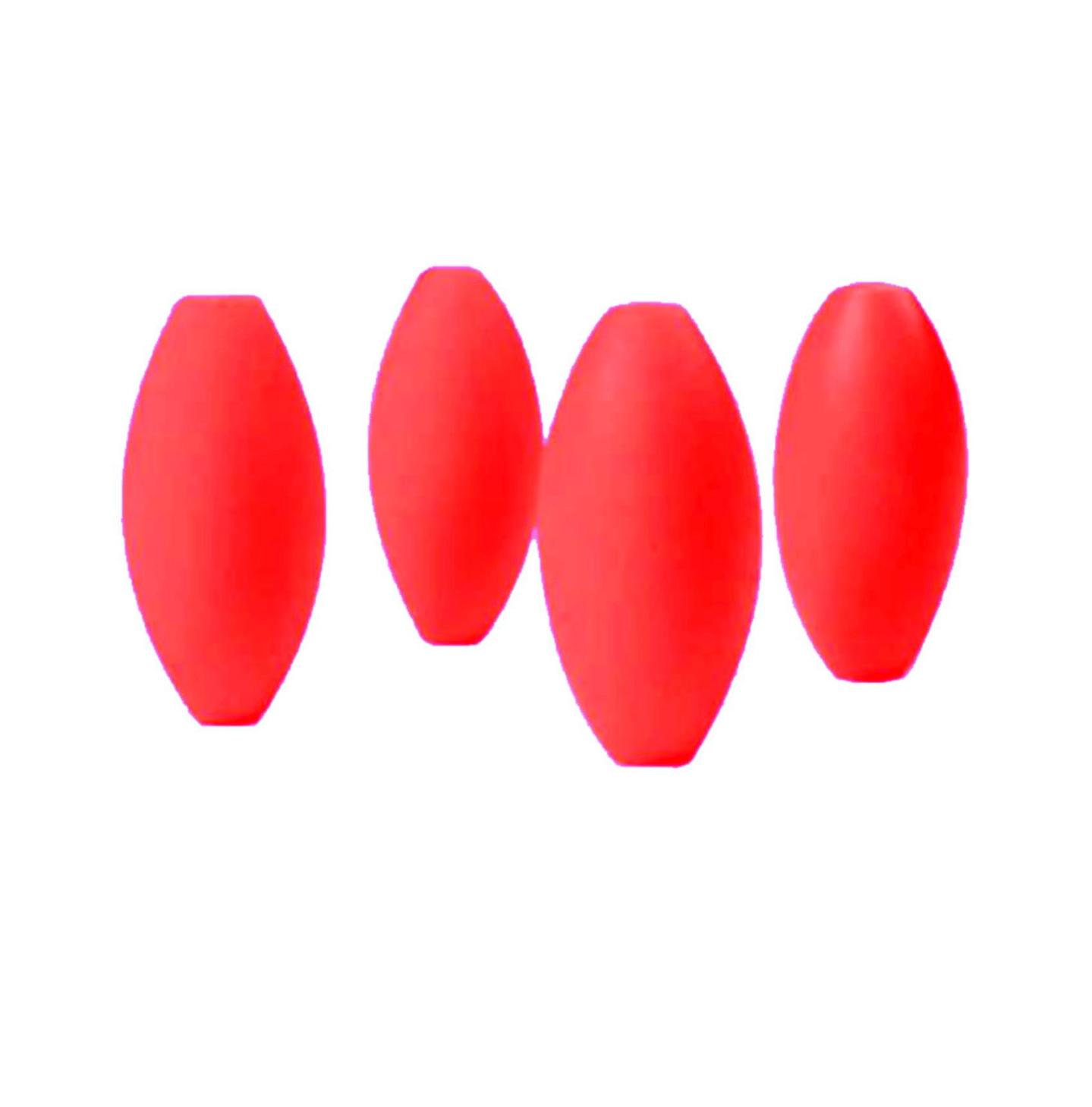 Image of MBS Eggshocks - Red - Hard/Stiff