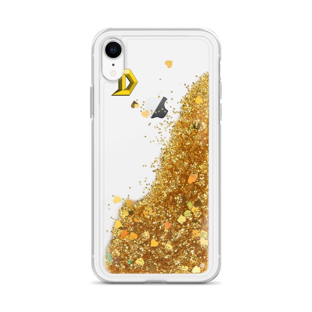 Image of Liquid Glitter Phone Case