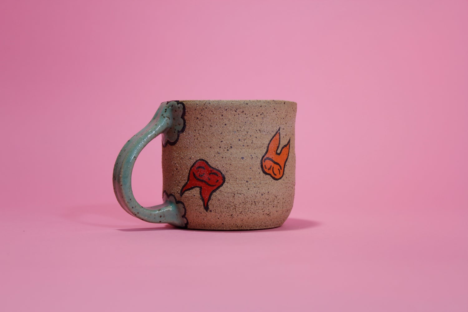 Image of Small Teeth Mug