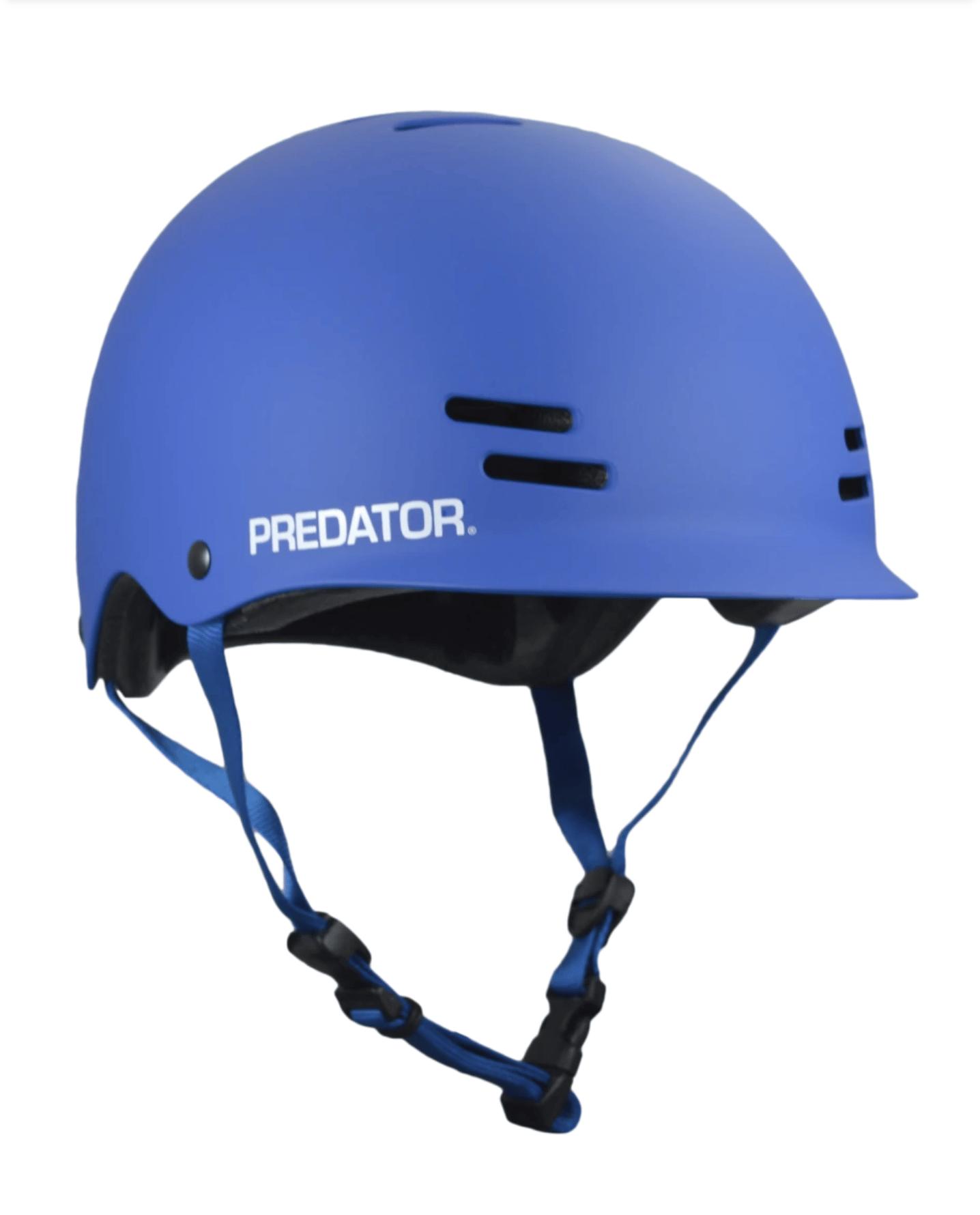 Image of Predator Helmets - FR7 Certified - Blue + Free Sticker Pack