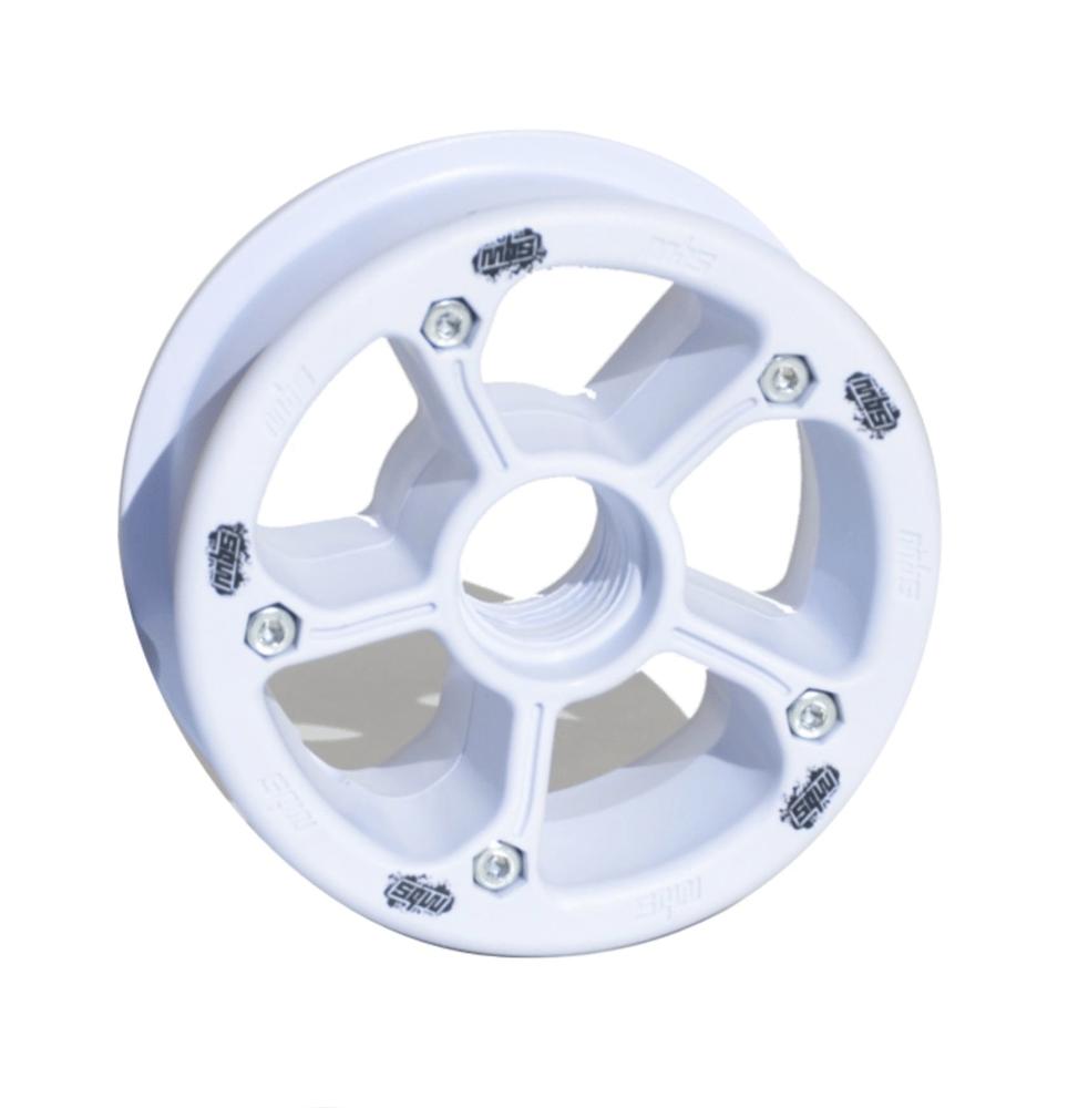 Image of MBS Rockstar II Hub - White (1)