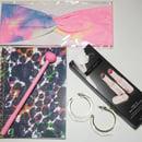 Image 2 of Fenty Beauty Two Lil Mattemoiselles Lipstick Accessories Bundle