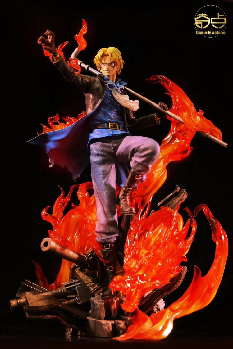 Image of [Pre-Order]One Piece Singularity Workshop 1:4 Sabo Resin Statue