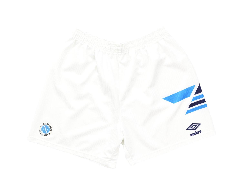 Image of 1991-93 Umbro Napoli Away Shorts S/M