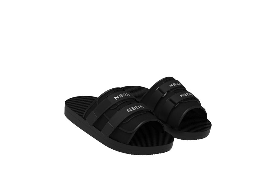 Image of Technical Slides - Black Reflective