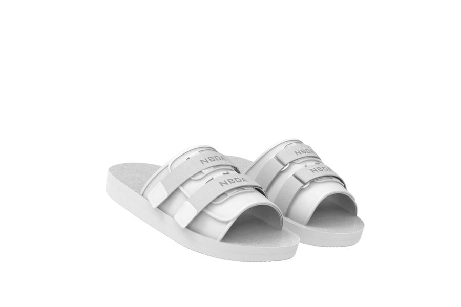 Image of Technical Slides - White Reflective