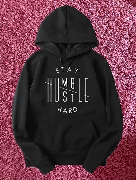 STAY HUMBLE HUSTLE HARD HOODIE