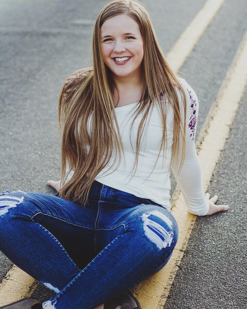 Image of Senior Session - reserved for heather