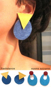 Image of Future abstract collection- earrings 2