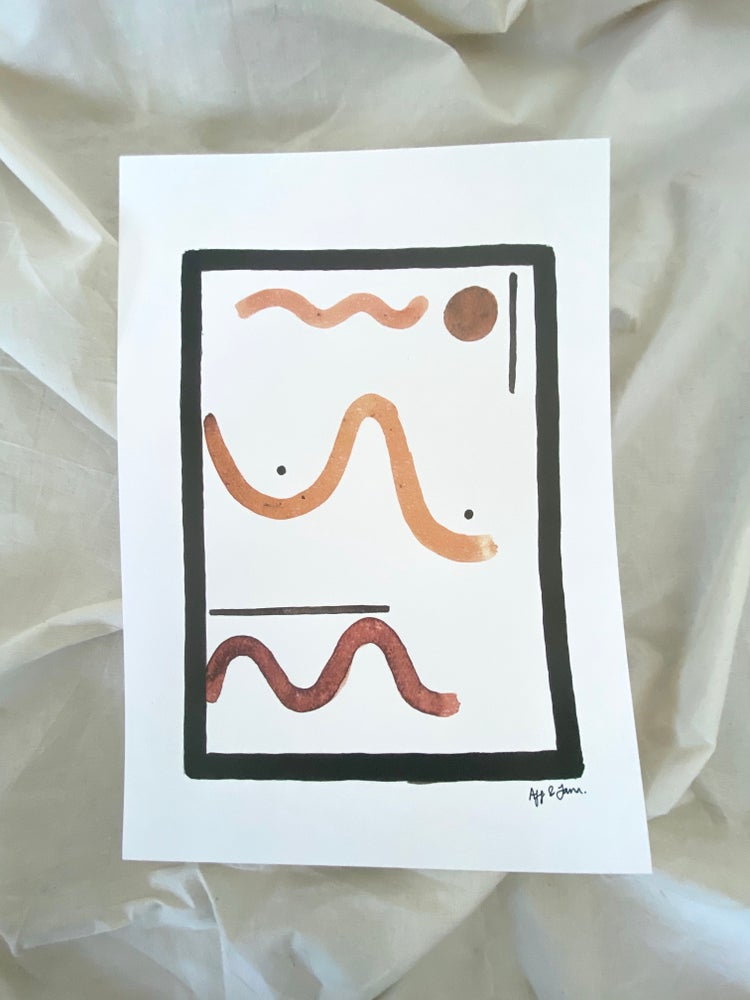 Image of features print