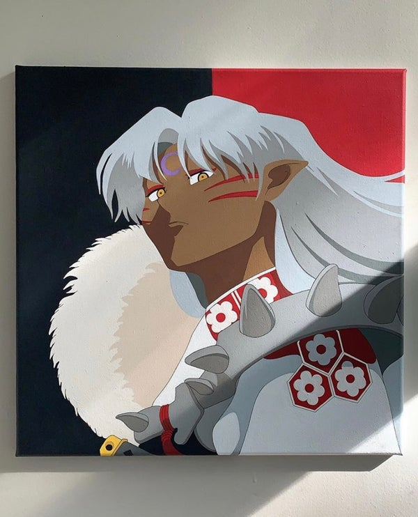 Image of Lord Sesshomaru