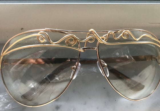 Image of Clear love aviators