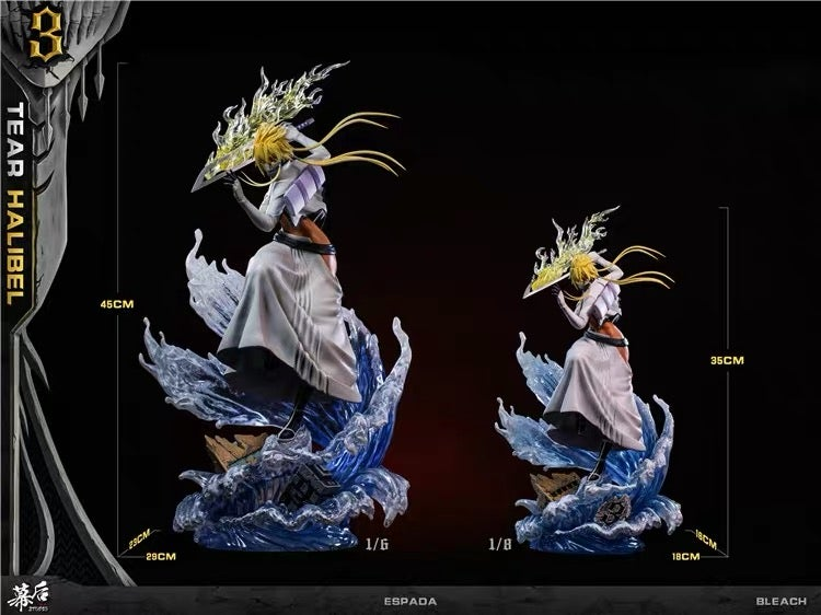 Image of [Last-Stock]Bleach MH Studio Halibel Resin Statue
