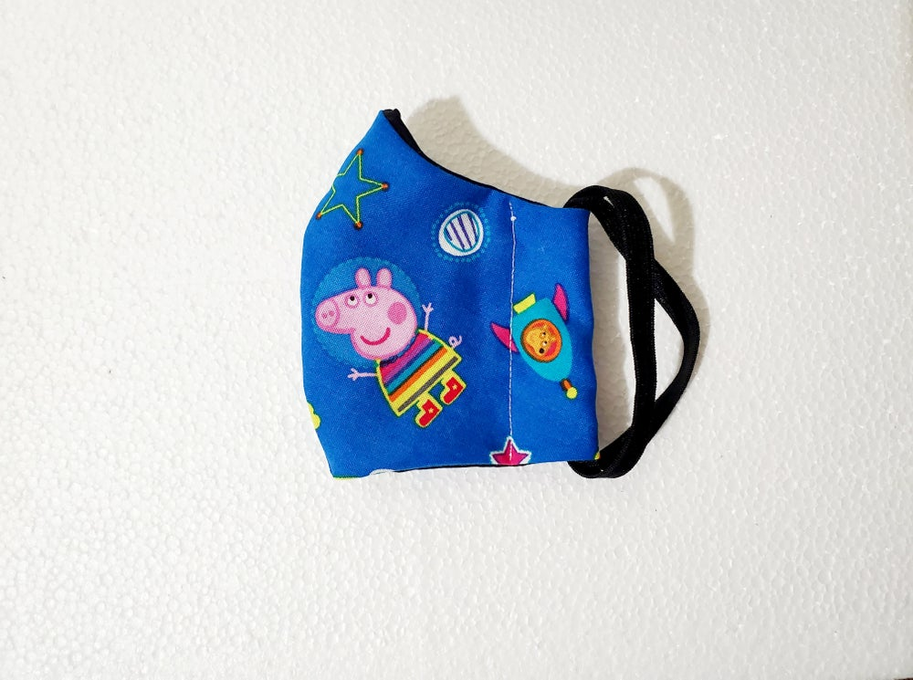 Kids Character Pig Face Mask