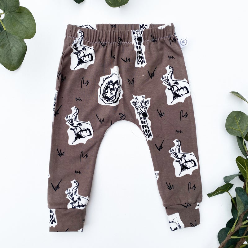 Image of *NEW* Safari Animals Leggings