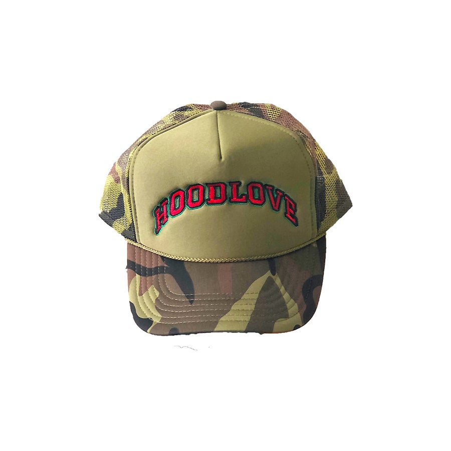 Image of HoodLove Trucker Hat