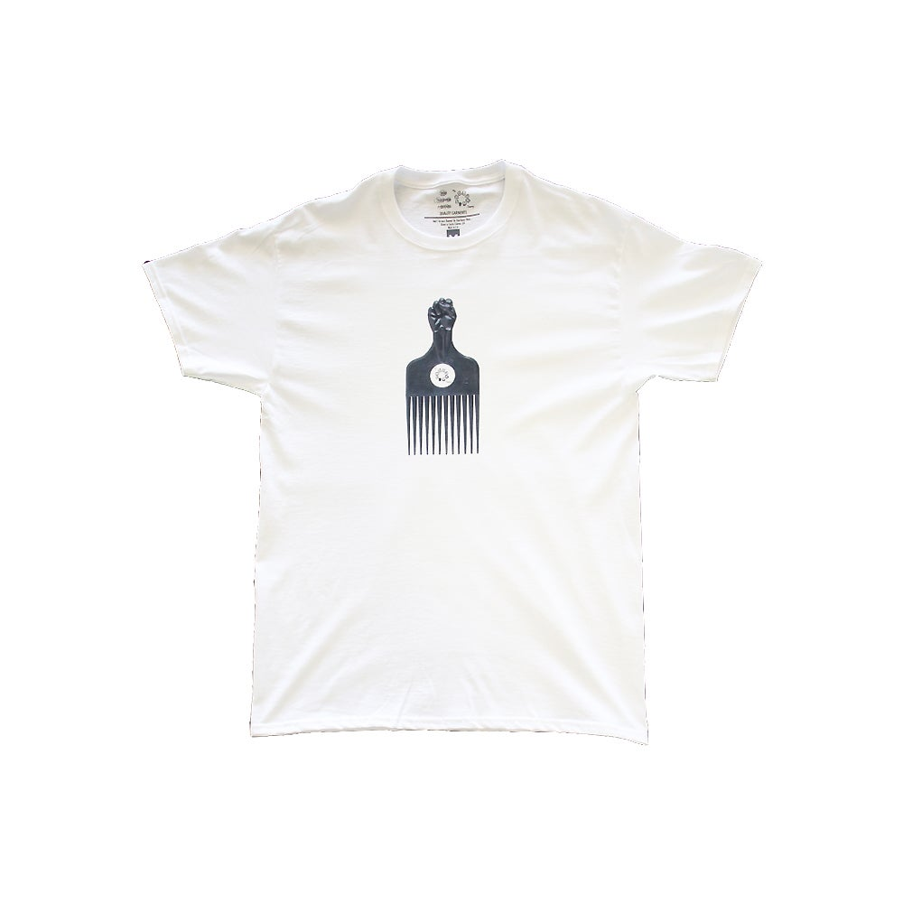 Image of Afro Pick Tee