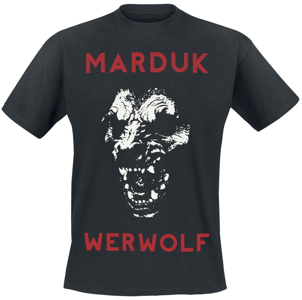 Image of Marduk - Werwolf T-shirt