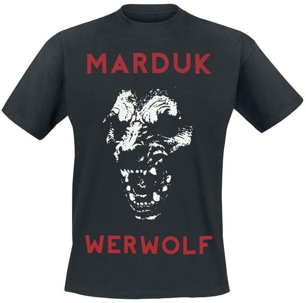 Image of Marduk - Werwolf T-shirt