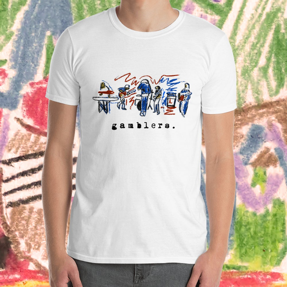 "Image of Gamblers ""We're Bound To Be Together"" Unisex Tee"