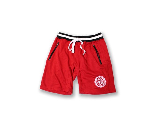 Image of Crest Banded Shorts