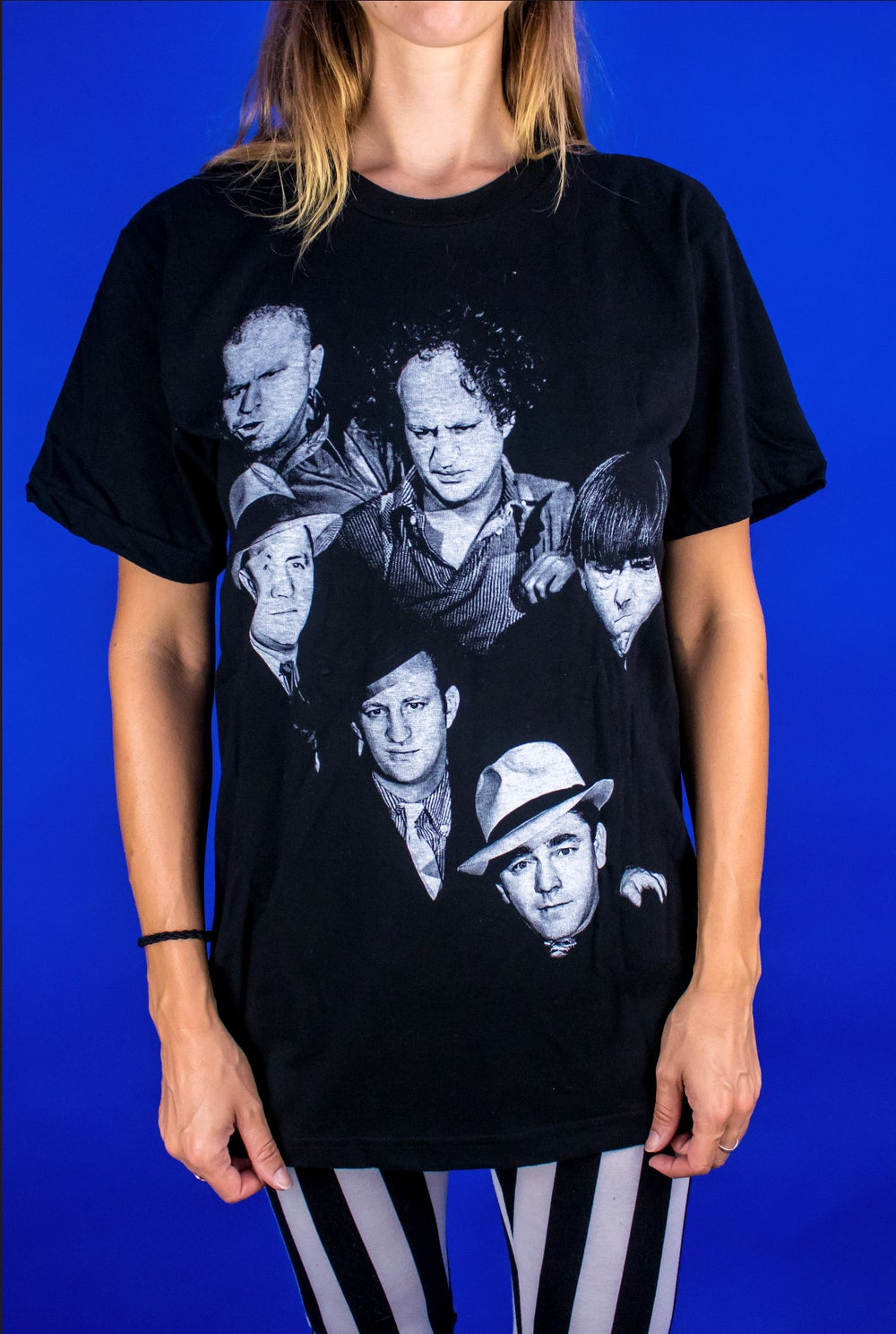 The Three Stooges - Headshot T Shirt