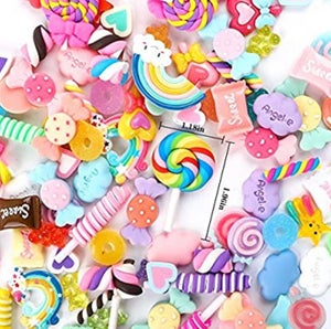 Image of Candy Shoe Charms