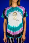 King of the Hill - Hank Hill Tie Dye Shirt