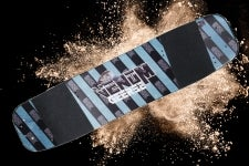 "Image of VENOM - Mountainboard Deck - Nicky Geerse ""Platypus"" Pro Model"