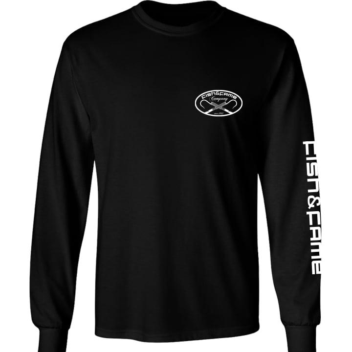 Image of Gaffs Since 2012 Long Sleeve (black)