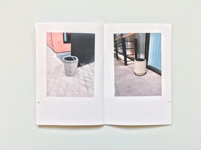 Image of Recently I put my Trash – Zine