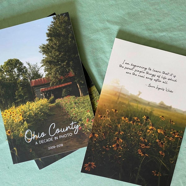 Image of Ohio County — A Decade in Photo Book