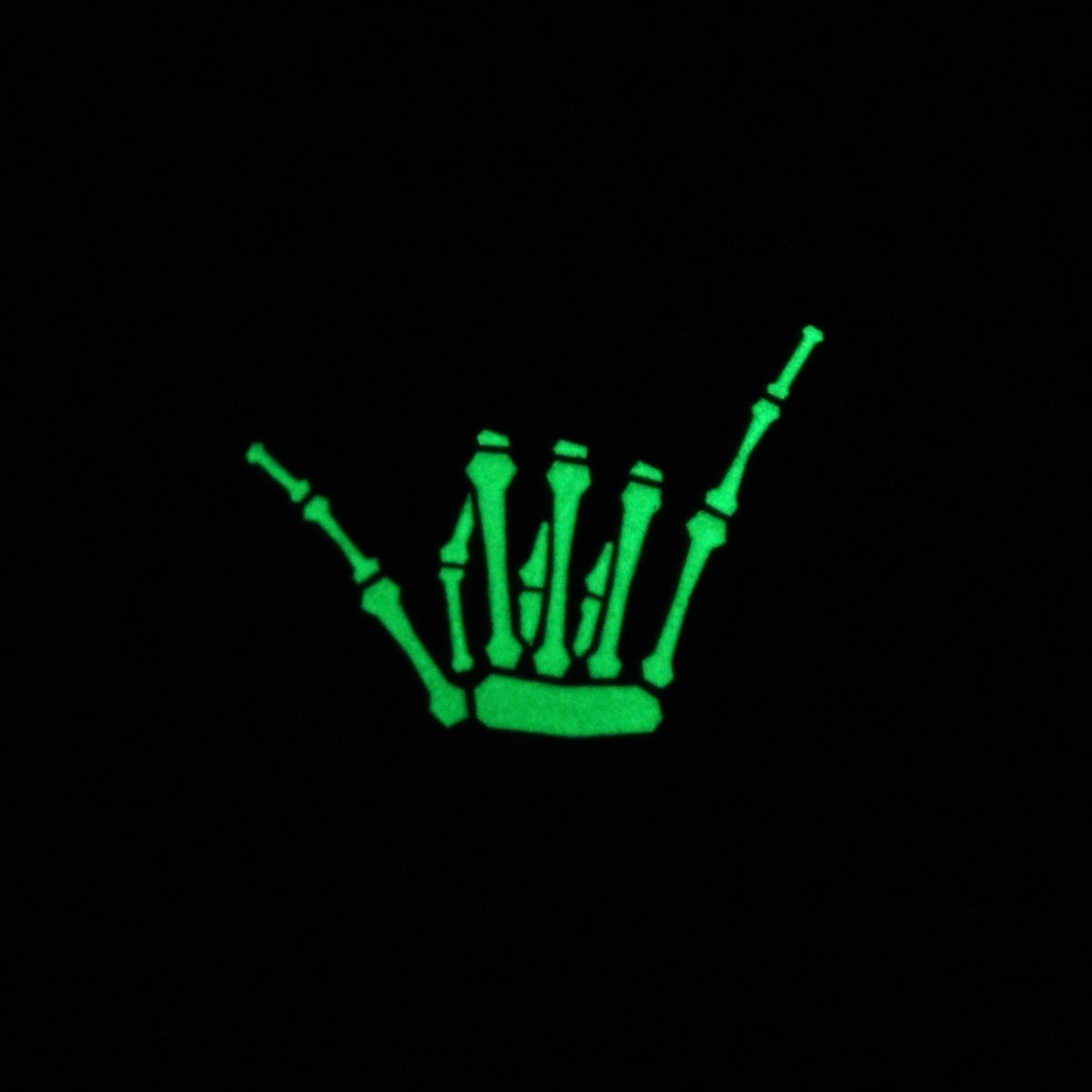 Shaka Enamel Glow Pin