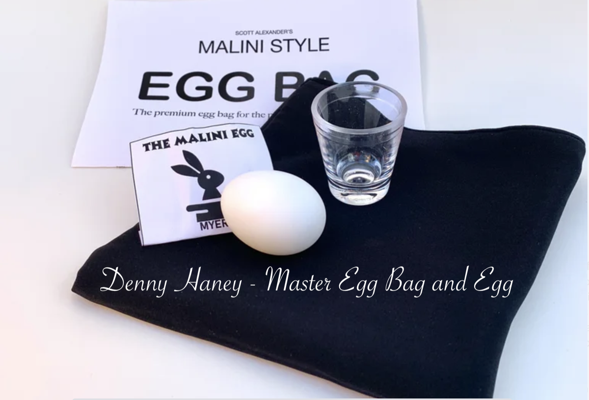 Image of Denny Haney - Master Egg Bag