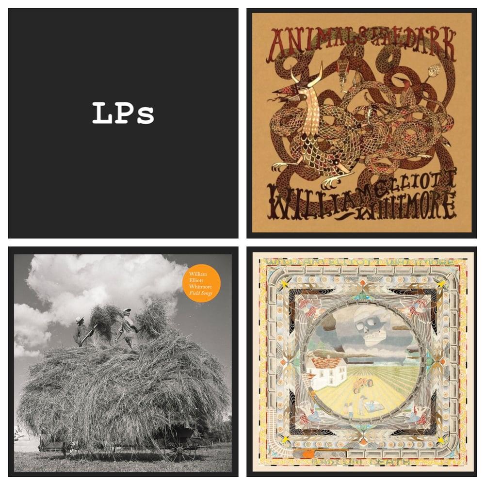 Image of VINYL Records-Animals in the Dark, Field Songs, Radium Death