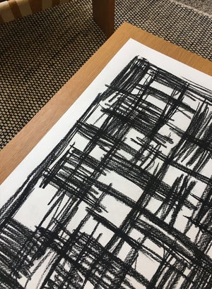 Image of Limited edition charcoal 05