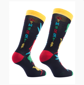 Image of Cinelli SAMMY BINKOW 'BEST FRIENDS' Socks
