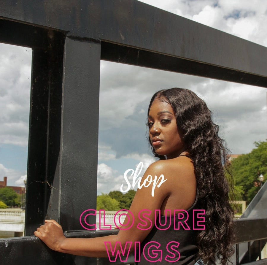 Image of 4x4 Closure Wigs