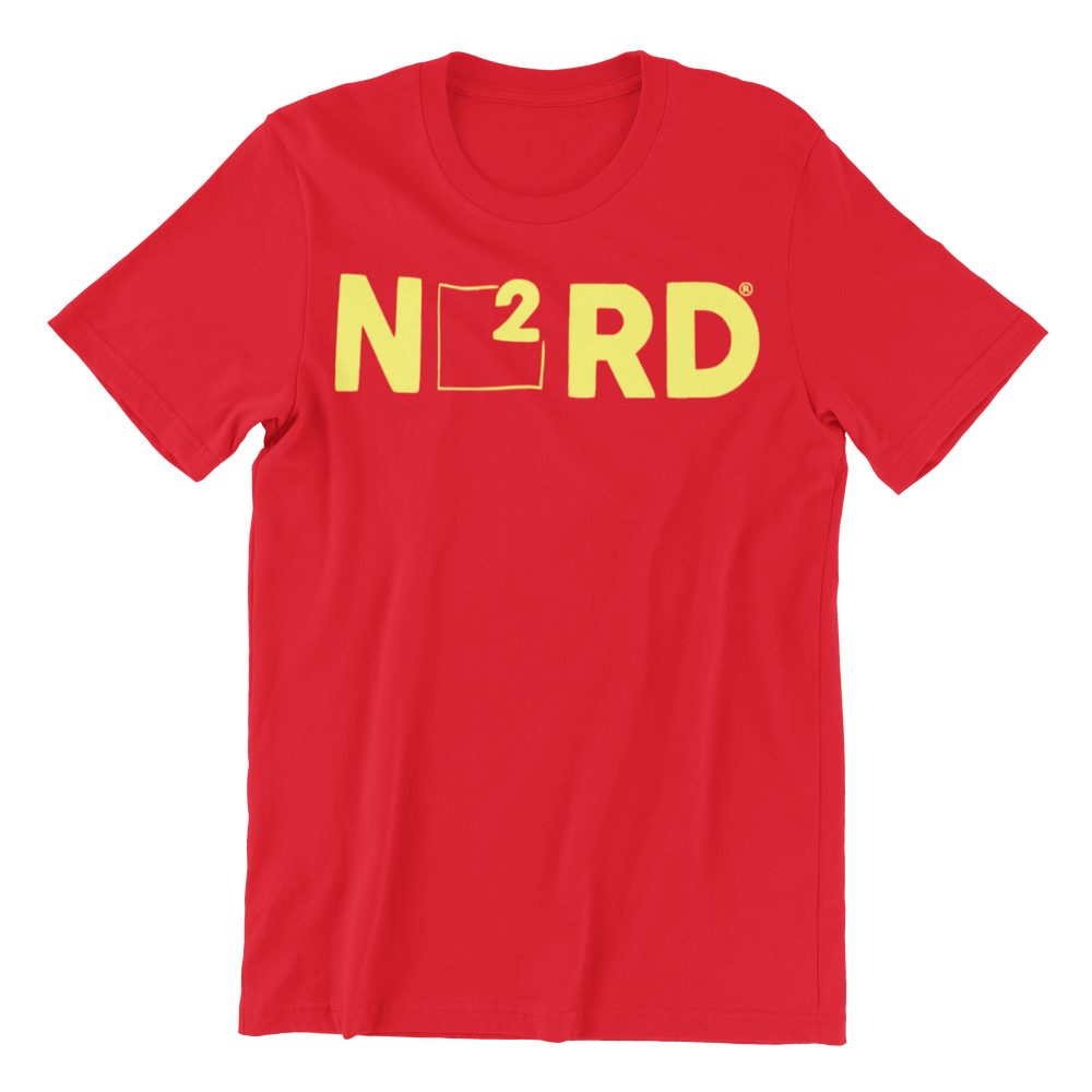 Image of Red N2RD TEE