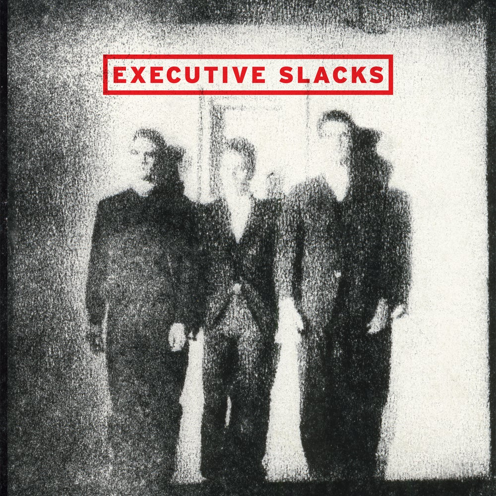 Image of EXECUTIVE SLACKS - Seams Ruff LP + flexi disc