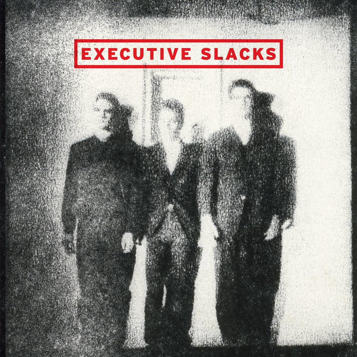 Image of EXECUTIVE SLACKS - Seams Ruff LP + flexi disc