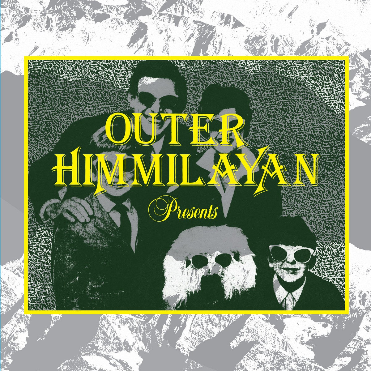 Image of V/A - Outer Himmilayan Presents LP