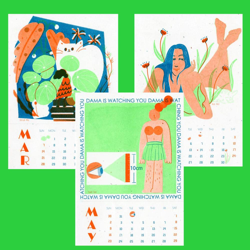Image of *Pre-Order* 2021 Calendar