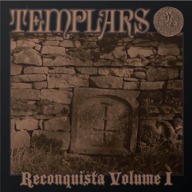 Image of THE TEMPLARS - Reconquista Vol. 1 LP