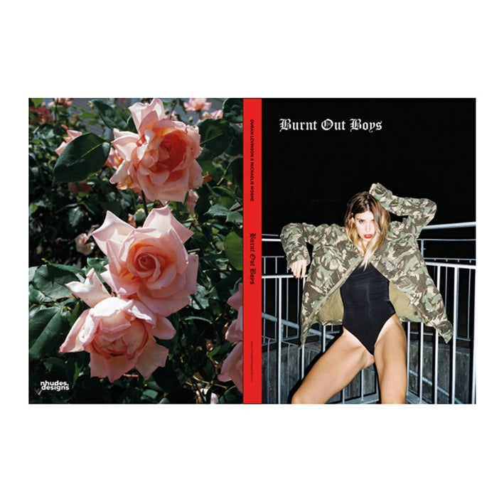 Image of BURNT OUT BOYS Issue 1 by DURAN LEVINSON & MICHAELIS MOSHE  - Last Copies