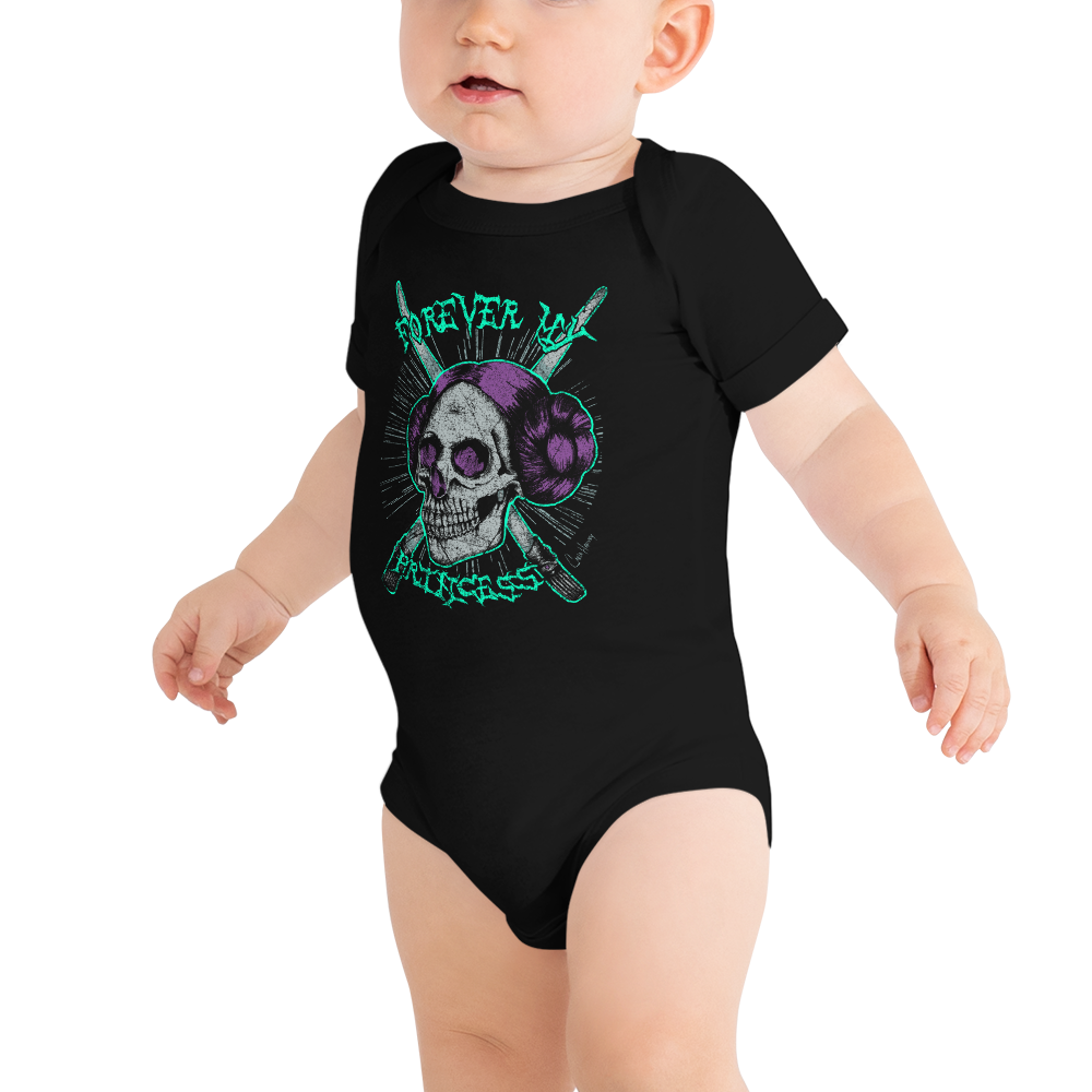 Image of Forever My Princess Baby Short Sleeve One Piece